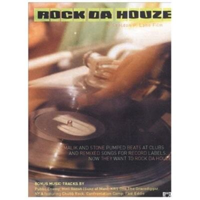 ROCK DA HOUZE (DVD, 2002)BNISW DAY U PAY IT SHIPS FREE