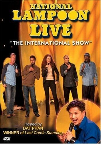 NATIONAL LAMPOON LIVE - The Intern Show (DVD, 2004)BNISW-DAY U PAY IT SHIPSI