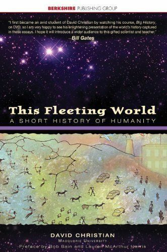 This Fleeting World: A Short History of Humanity, Good Books