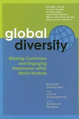 Global Diversity: Winning Customers and Engaging Employees Within World Markets,