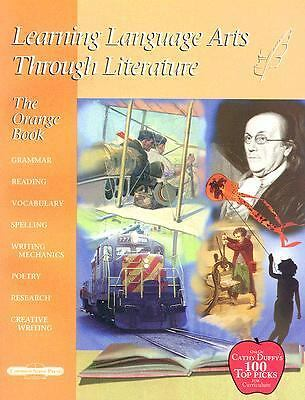 Learning Language Arts Through Literature:Orange Teacher Book (4th Grade)