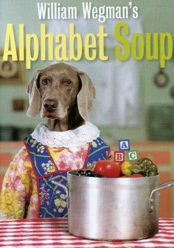 William Wegman's Alphabet Soup, Good DVDs