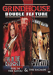 GRINDHOUSE DOUBLE FEATURE EVIL IN THE BAYOU&THE BAGMAN BNISWDVD, 2007)