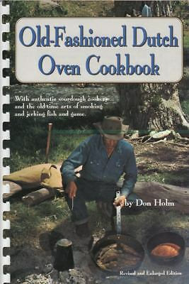 Old-Fashioned Dutch Oven Cookbook