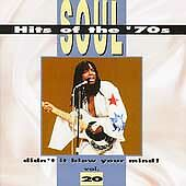 Soul Hits of the '70s: Didn't It Blow Your Mind! - Vol. 20, Various Artists,