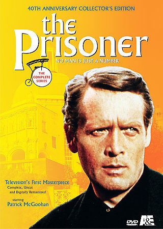 The Prisoner: The Complete Series (40th Anniversary Collector's Edition), Good D