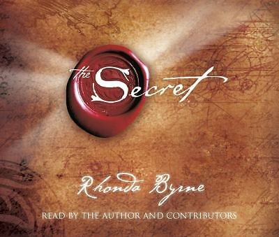 The Secret (Unabridged, 4-CD Set), Rhonda Byrne, Books