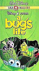 A Bug's Life (VHS, 2000, Gold Collection Edition)