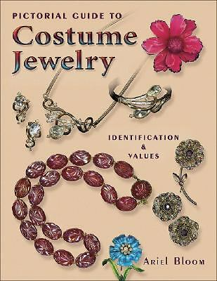 Pictorial Guide to Costume Jewelry: Identification & Values, Good Books