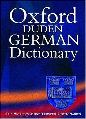 The Oxford-Duden German Dictionary