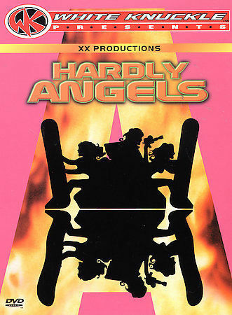 HARDLY ANGELS(DVD, 2002)BNISW DAY U PAY IT SHIPS FREE