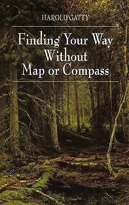 Finding Your Way Without Map or Compass, Gatty, Harold, Books