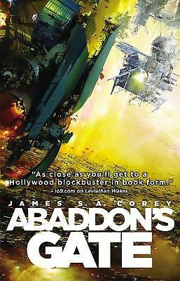 Abaddon's Gate (The Expanse), Corey, James S.A., Books