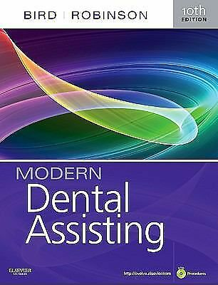 Modern Dental Assisting, 10e, Acceptable Books