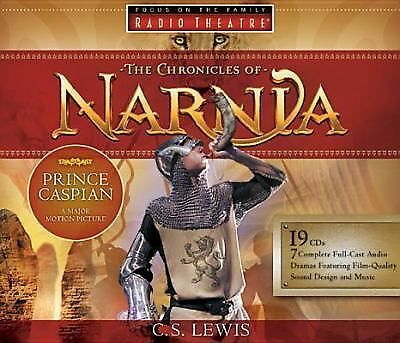 The Chronicles of Narnia Complete Set (Radio Theatre), Lewis, C. S., Books