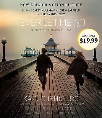 Never Let Me Go, Ishiguro, Kazuo, Books