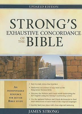 Strong's Exhaustive Concordance of the Bible (Facets), James Strong, Books