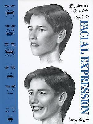 The Artist's Complete Guide to Facial Expression, Good Books