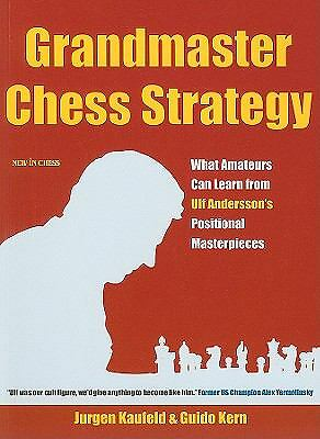 Grandmaster Chess Strategy: What Amateurs Can Learn from Ulf Andersson's Positio