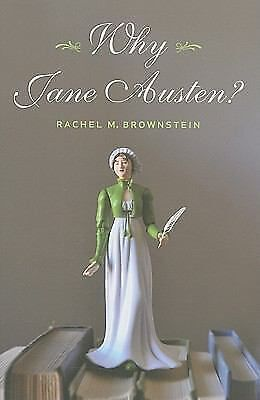 Why Jane Austen?, Brownstein, Rachel, Books