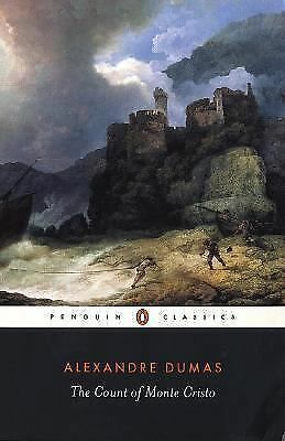 The Count of Monte Cristo (Penguin Classics), Alexandre Dumas père, Books
