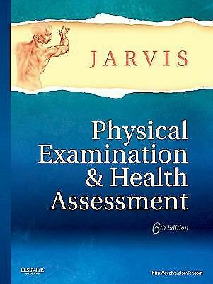 Physical Examination and Health Assessment, Jarvis, Carolyn.