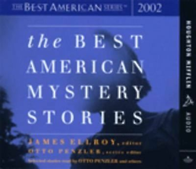 The Best American Mystery Stories 2002 (Best American), , Books