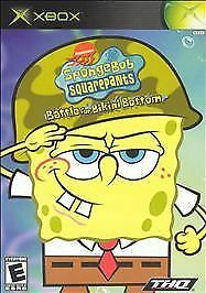 Spongebob Squarepants The Battle For Bikini Bottom - Xbox