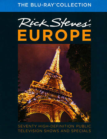 Rick Steves' Europe, 2000-2007: All 70 Shows, Good DVDs