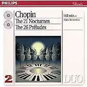 Chopin: 21 Nocturnes / 26 Preludes, Good Music