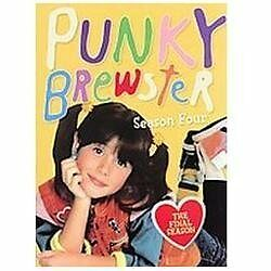 Punky Brewster:season 4 -support Shriners childrens hospital