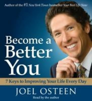 Become a Better You: 7 Keys to Improving Your Life Every Day, Joel Osteen, Books