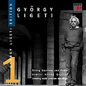 György Ligeti Edition 1: String Quartets and Duets - Arditti String Quartet, Goo