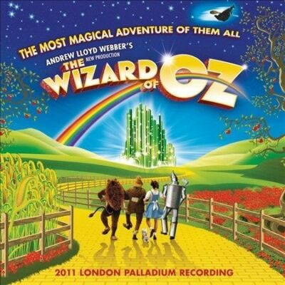 Andrew Lloyd Webber WIZARD OF OZ 2011 London CD tim Rice SEALED Harold Arlen