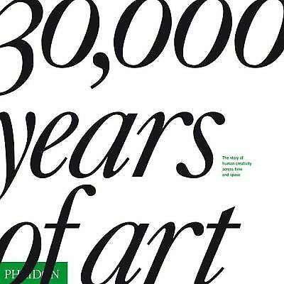 30,000 Years of Art, Editors of Phaidon, Books