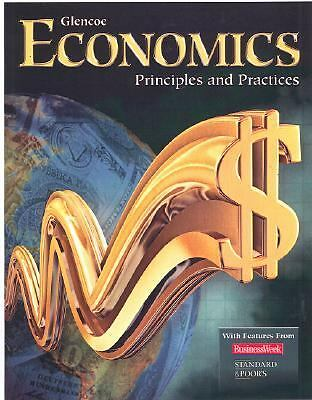 Economics: Principles and Practices, Acceptable Books
