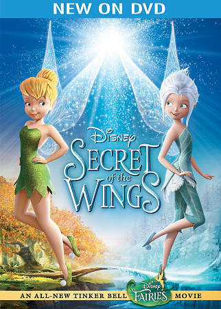 Secret of the Wings, DVD, , , Widescreen, Subtitled, NTSC, Dub