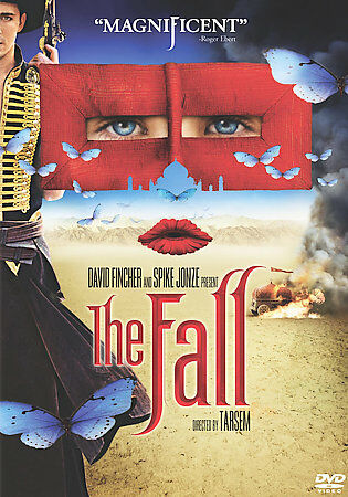 THE FALL rare Surreal Fantasy dvd TARSEM Lee Pace JUSTINE WADDELL