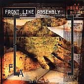 Front Line Assembly - Rewind (1998) - Used - Compact Disc