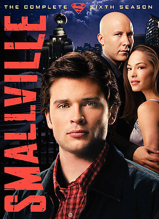 Smallville: The Complete Sixth Season, DVD, Tom Welling, Kristin Kreuk, Michael