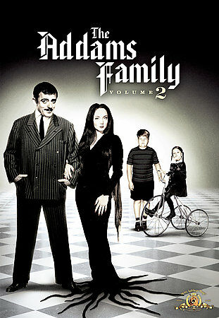 ADDAMS FAMILY VOL 2, DVD, , ,