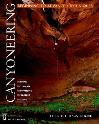 Canyoneering: Beginning to Advanced Techniques, Good Books