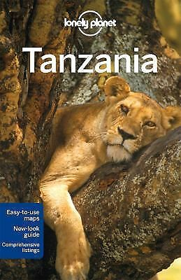 Lonely Planet Tanzania (Country Guide)