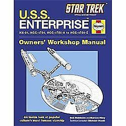 Star Trek: U.S.S. Enterprise Haynes Manual, Good Books