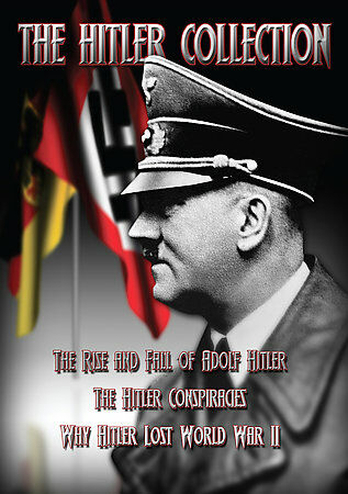 The Hitler Collection, DVD, , , NTSC, Color