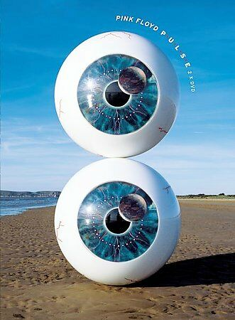 Pink Floyd - Pulse, DVD, David Gilmour, Nick Mason, Richard Wright, Guy Pratt, D