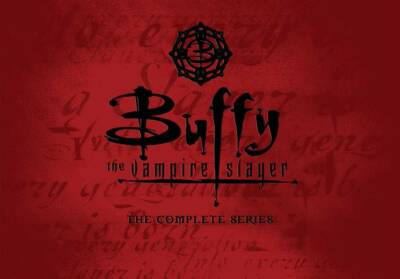 Buffy the Vampire Slayer: The Complete Series, DVD, James Marsters, Anthony Stew