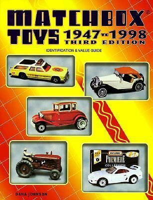 Matchbox Toys 1947 to 1998: Identification & Value Guide