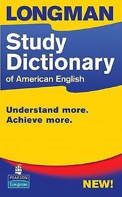 Longman Study Dictionary of American English, Good Books