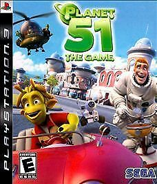 Planet 51 - Playstation 3, Good PlayStation 3, Playstation 3 Video Games